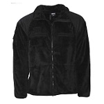 "MFH US Fleece-Jacke GEN III ""Cold Weather"", schwarz - Gr. L"