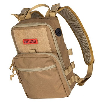 OneTigris ® AELUS H2S Modular Assault Pack - Coyote Brown