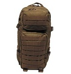 "MFH US Rucksack ""Assault I"" - Coyote"