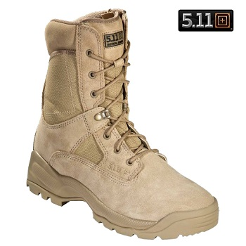 "5.11 ® A.T.A.C. 8"" Boots, Coyote - Gr. 40"