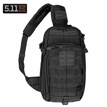 5.11 ® RUSH MOAB™ 10 Go Bag Rucksack - Black