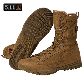 5.11 ® Skyweight RapidDry Boots, Coyote - Gr. 42