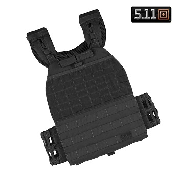 5.11 ® Tactec Molle Plate Carrier - Black