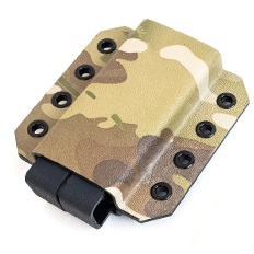 Ace1 Arms x MPS Gear Kydex MP7 Magazine Pouch (Belt & Molle) - MultiCam