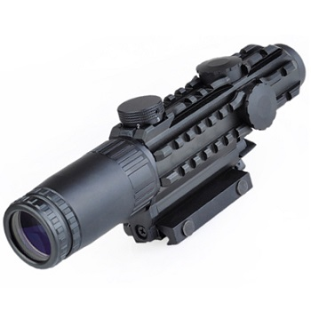 Aim-O Tactical 1-3x CircleDot Sight - Black