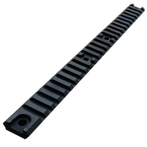 Airtech Studios Full Lenght Accessory Rail for AM-013 - Black