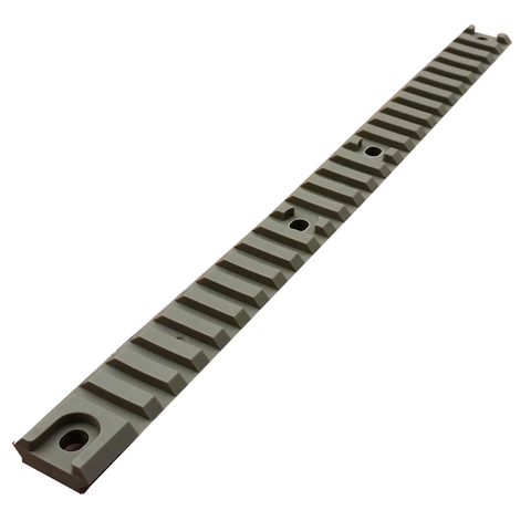 Airtech Studios Full Lenght Accessory Rail for AM-013 - Desert