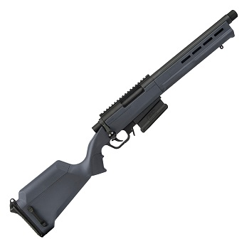Ares x Amoeba Striker S2 (C.P.S.B. System) Spring Sniper Rifle - Urban Grey