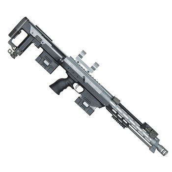 ARES DSR-1 Sniper Rifle CNC-Version (New Version) - Black/Grey