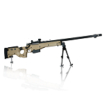Ares x A.I. AW .338 Sniper Rifle CNC Version (TX System) - TAN