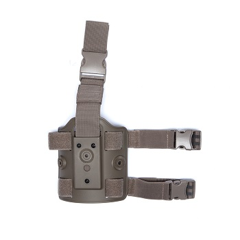 ASG Tactical Drop Leg Adapter für CQC Polymer Holster - FDE