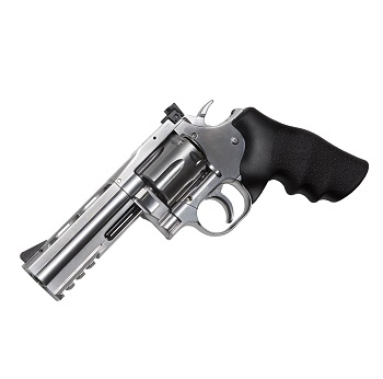 "ASG x Dan Wesson 715 Co² Revolver 4""  - Stainless"