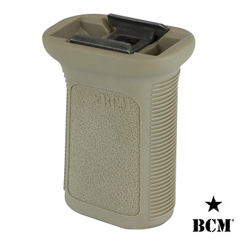 "BCM ® Gunfighter Frontgriff Mod 3 ""Picatinny"" - Flat Dark Earth"