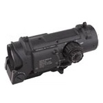 C.M. Spectre 1x / 4x RedDot Scope - Black