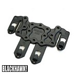 BLACKHAWK! ® CQC Molle Adapterplatte - Black
