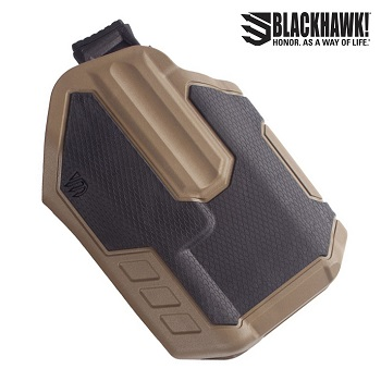 BLACKHAWK! ® Omnivore™ Light Bearing (TLR) Level 2 MultiFit Gürtelholster , rechts - Coyote