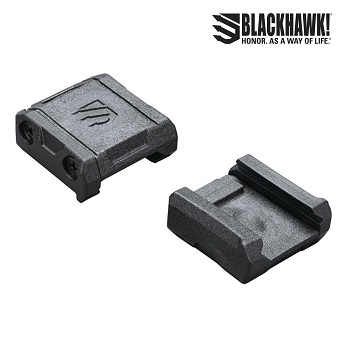 BLACKHAWK! ® Omnivore™ Rail Attachment Device RAD - Black (2er Pack)