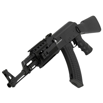 Kalashnikov AK47 Tactical Full Stock Version AEG Set - Black