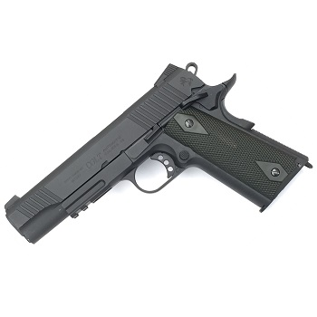 KWC x Colt 1911 Rail Gun ® Co² BlowBack - Blackened