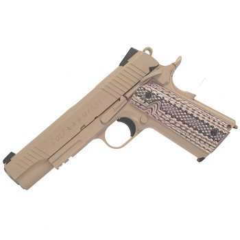 KWC x Colt 1911 Rail Gun ® Co² BlowBack - M45 A1 USMC