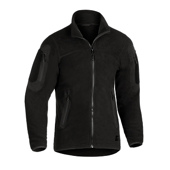 Claw Gear ® Aviceda Mk.II Fleece Jacket, Black - Gr. S