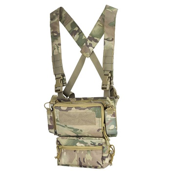 SWISS Arms Mini Rig Tactical Vest - MultiCam