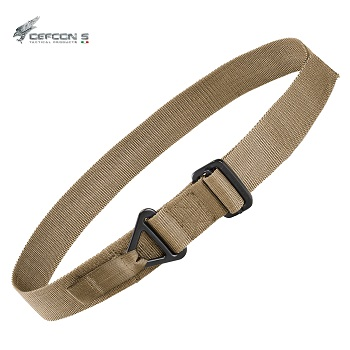 Defcon 5 ® Rescue Rigger Belt - Coyote Brown