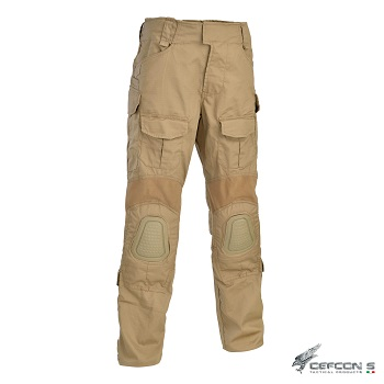"Defcon 5 ® Gladio Tactical ACU Hose ""Coyote Brown""- Gr. XXL / W 38"