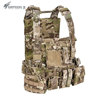 Defcon 5 ® Molle Recon Harness - MultiLand