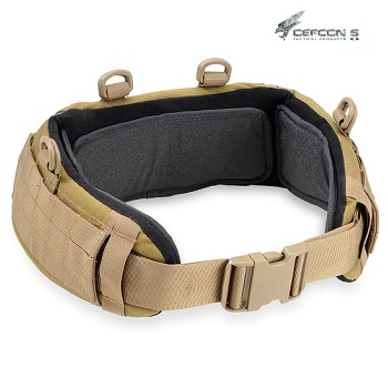 Defcon 5 ® Molle Belt - Coyote Brown