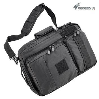 Defcon 5 ® Notebook Case / Pack - Black