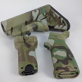 Dytac Bravo Kit - MultiCam