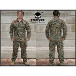 "Emerson ACU Set Hose & Shirt ""MARPAT"" digital woodland - Gr. L"
