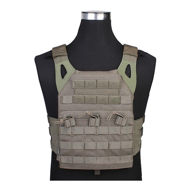 Emerson JPC Style Plate Carrier - Foliage Green