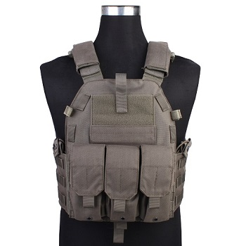 Emerson 094K Style Plate Carrier - Foliage Green
