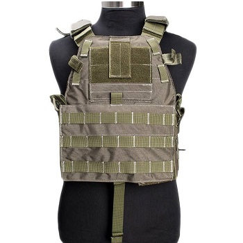 F.F.I. 6Z94 Type UW Plate Carrier Set - Mas Grey