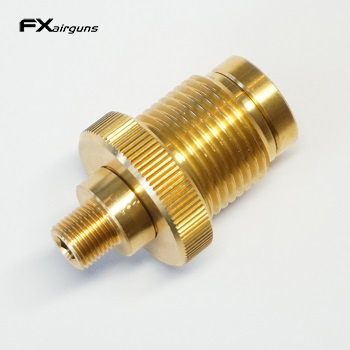 FX Airguns Adapter DIN 18 to 1/8""