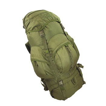 "Highlander Rucksack ""New Forces"" 66 Liter - Olive"