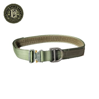 "HSGI ® Cobra Rigger Belt (1.75""), Medium - Olive"