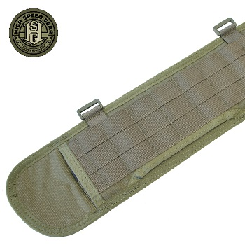 HSGI ® Sure-Grip Molle Belt, Large - Olive