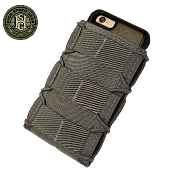 HSGI ® iTACO Phone Wallet - Wolf Grey