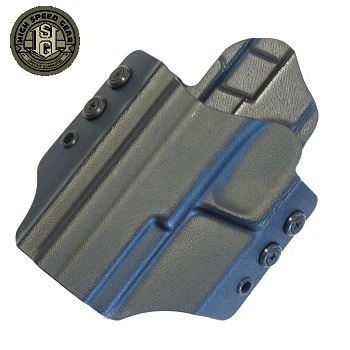 HSGI ® OWB Kydex Holster M&P Full-Size, links - Black