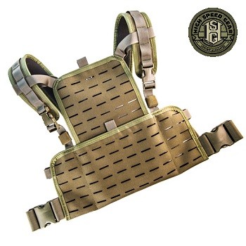 HSGI ® Neo Chest Rig (Laser Cut) - Olive