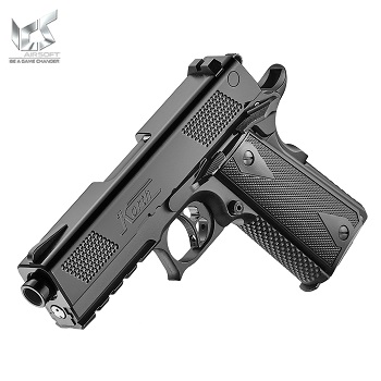 ICS x Korth PRS 1911 REVO GBB - Black