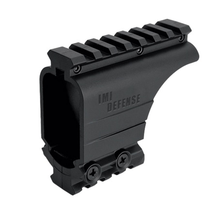 IMI ® Pistol Scope Mount - Black
