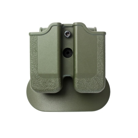 IMI ® CQC Double Magazine Pouch Universal Serie Typ 2 - Olive