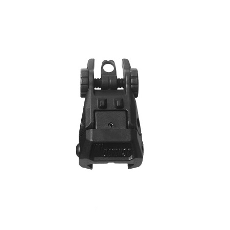 IMI ® TFS FlipUp Rear Sight - Black