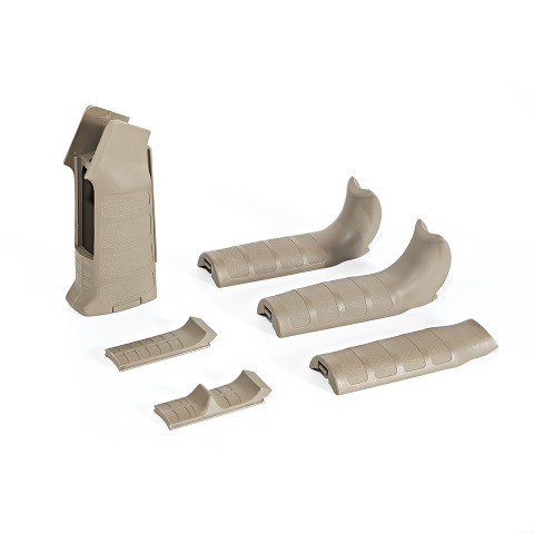 King Arms TWS Grip Set für AEG M4 - Desert