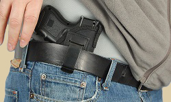 Concealment IWB Holster