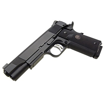 KJ Works M1911 M.E.U. GBB - Black